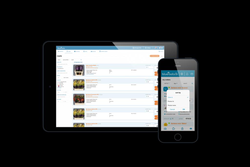 Blueroots app | Cloud++