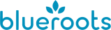 Logo Blueroots - Customer Cloud++